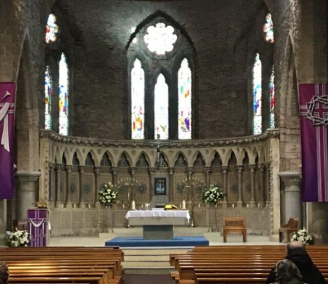 St. Mary's - Fr. O'Fiannachta's church