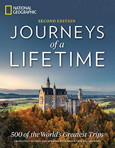 Journeys of a Lifetime (Second Edition)