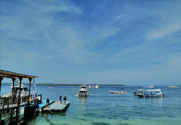 Nusa Penida Port