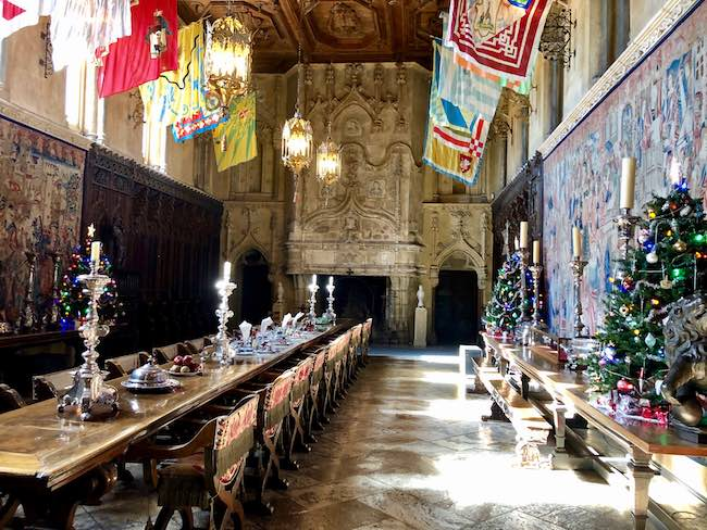 Grand dining room. Photo by Claudia Carbone