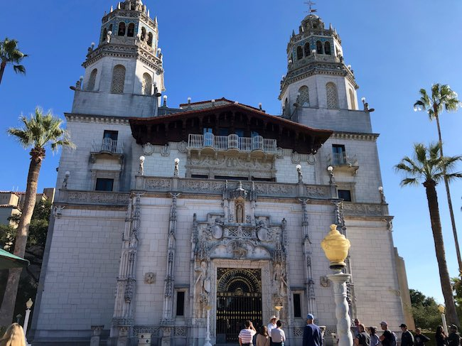 Hearst Castle. Photo by Claudia Carbone