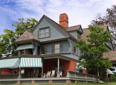 Sagamore Hill in Long Island