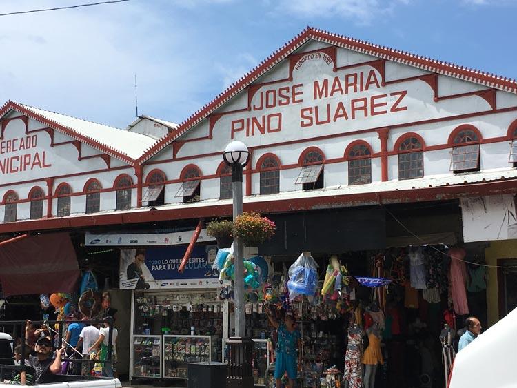 The Mercado Público
