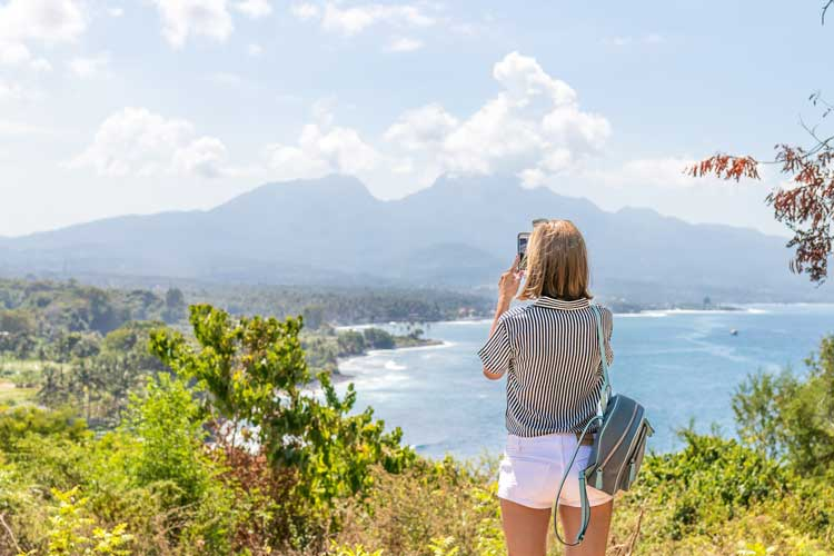 International solo travel can be a rewarding experience