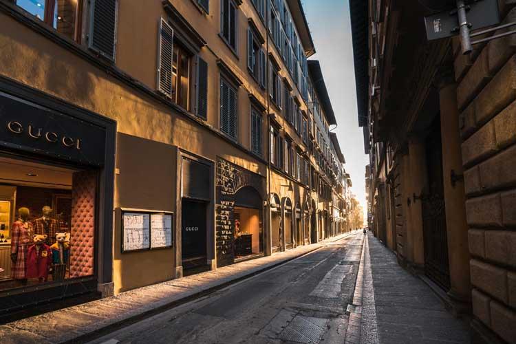 Via Della Vigna Nuova