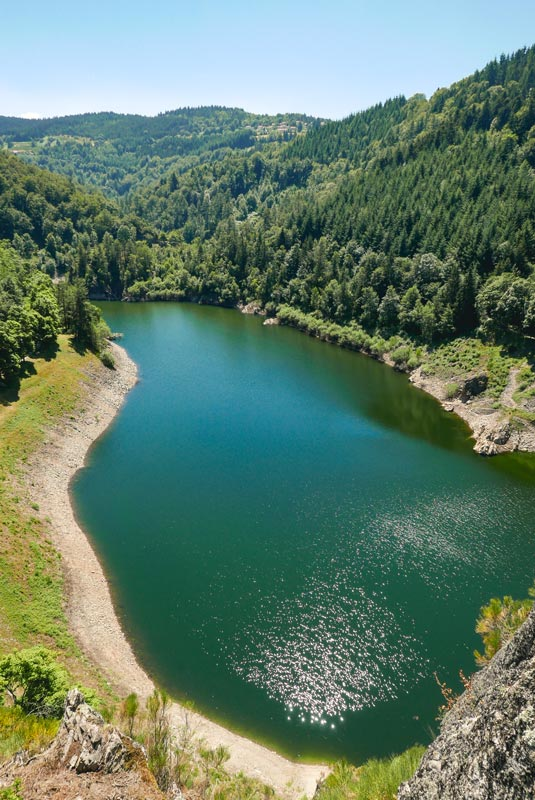 Gouffre d'Enfer Dam
