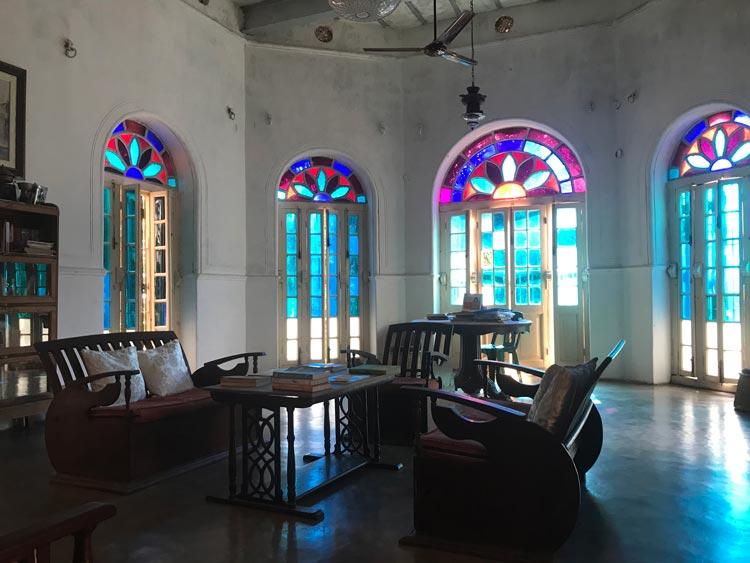 Inside Kila Dalijoda.