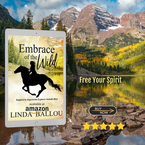Linda Ballou book