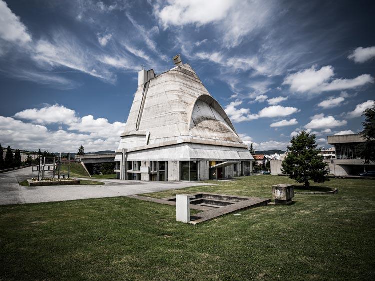 Site Le Corbusier Eglise