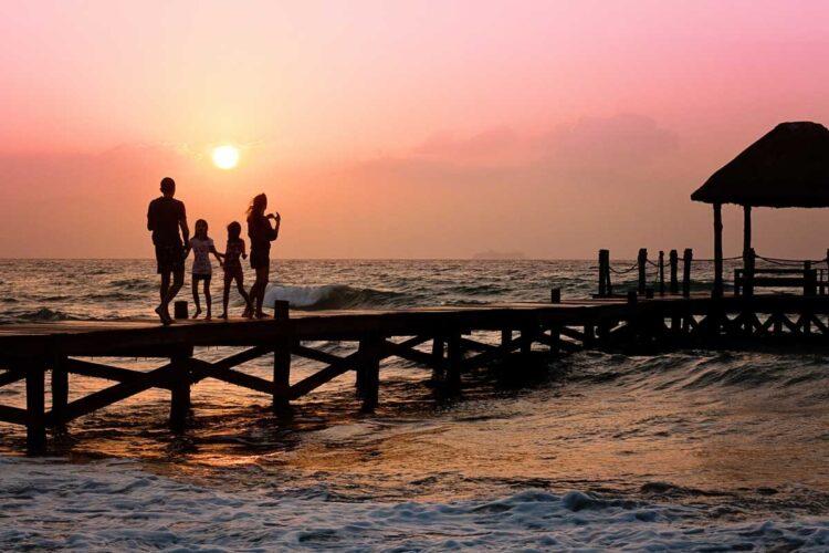 Family beaches in Florida