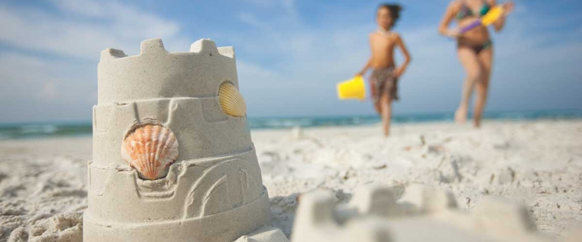Fort Myers is a family-friendly beach in Florida