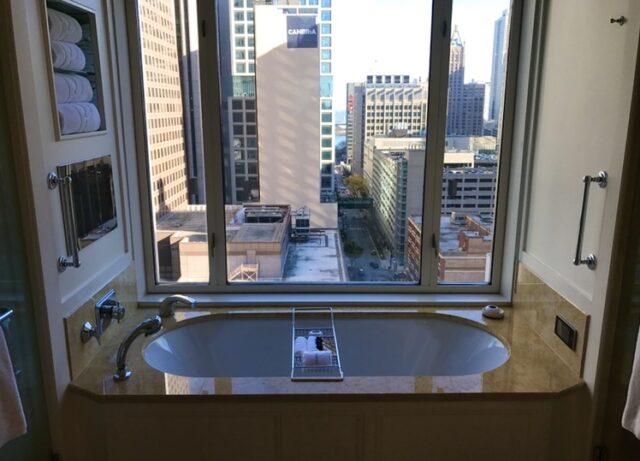 Peninsula Chicago guest suites