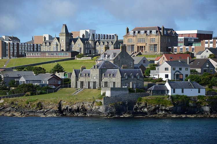 What to see and do when visiting Lerwick Shetland Islands