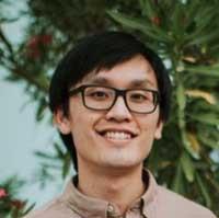 Travel writer Victor Luu