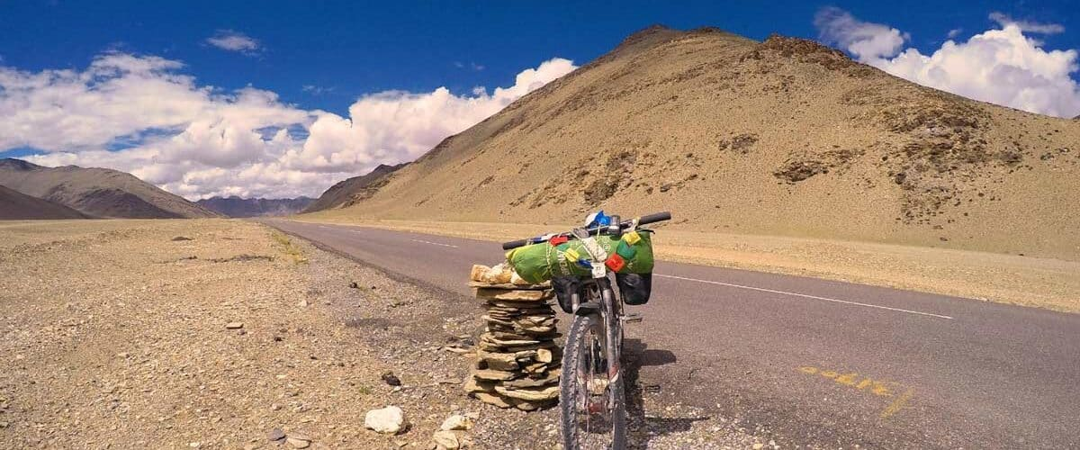 Bikepacking in the Himalayas