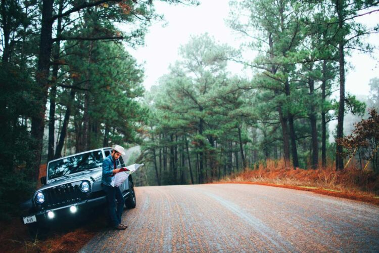 The Great American Road Trip is a favorite past time in America