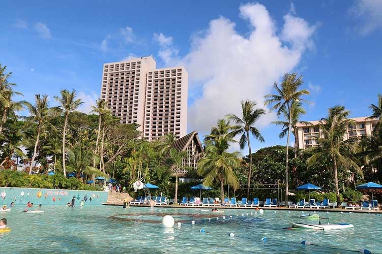 resort in Guam