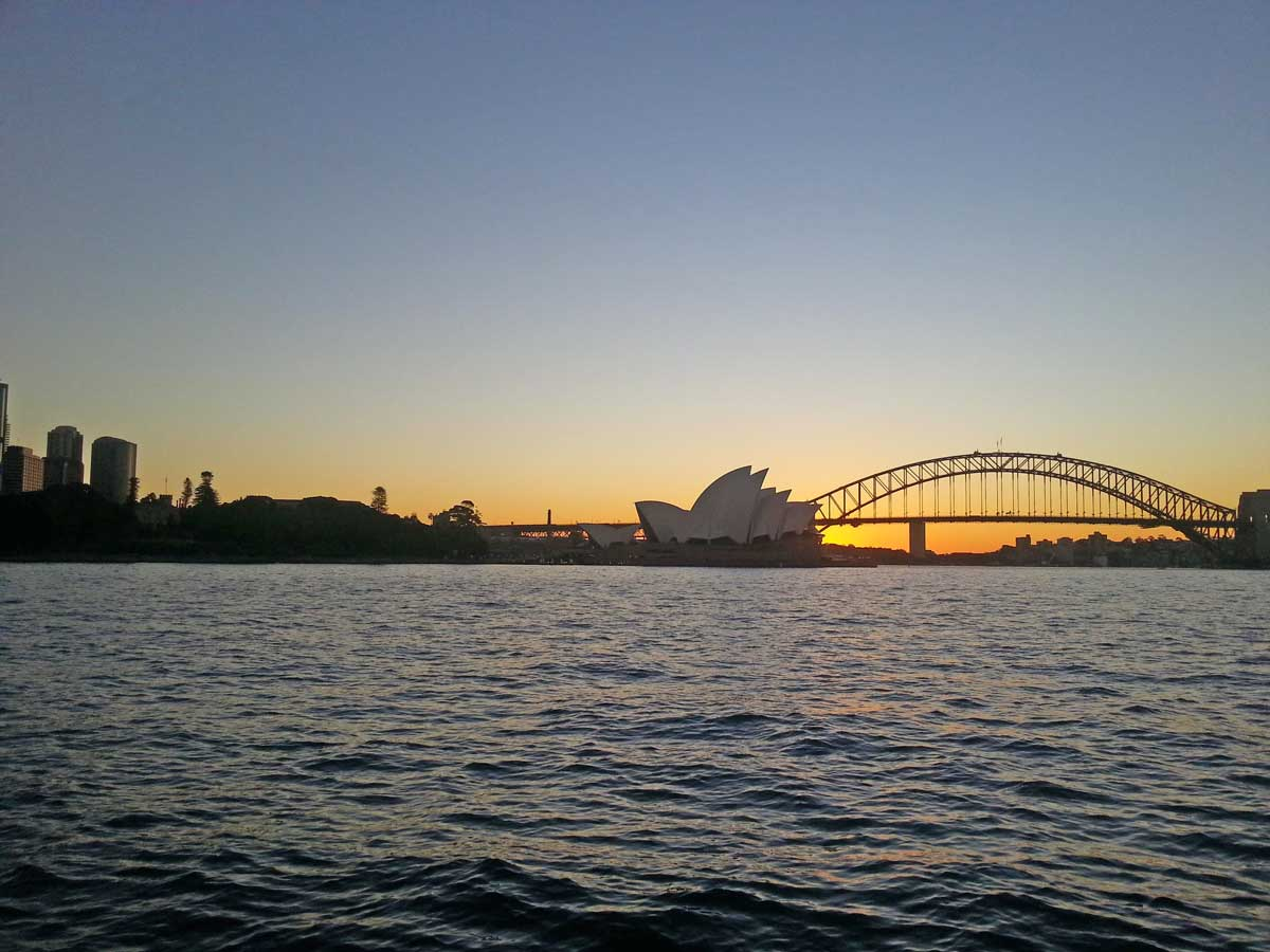 A visit to Sydney, Australia
