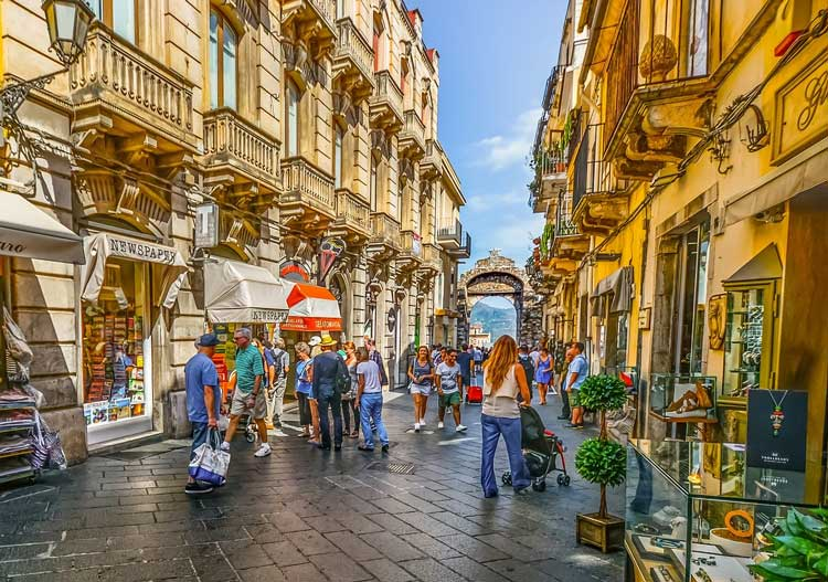 Sicily hopes that travelers can return in the future.
