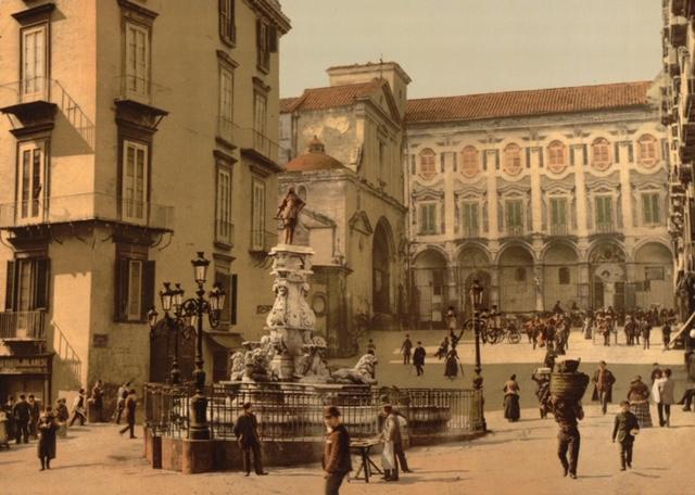 Napoli town