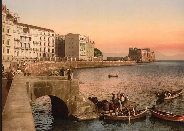 Napoli seafront