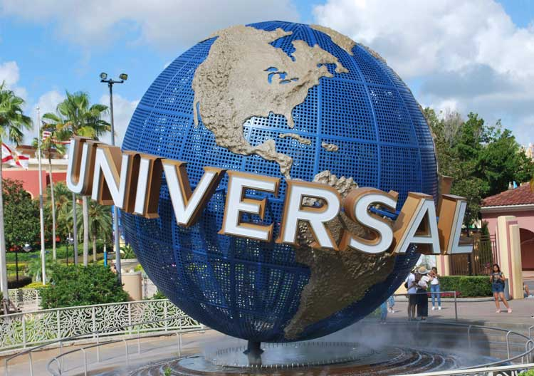 Universal Studios in Orlando is one of the first theme parks to reopen.