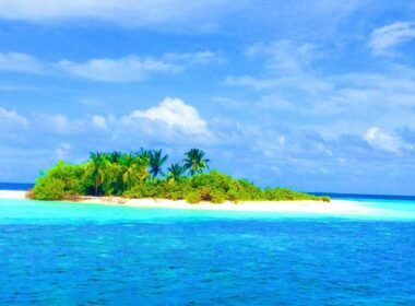 What are the most beautiful islands in the world? The Maldives is among the most beautiful.