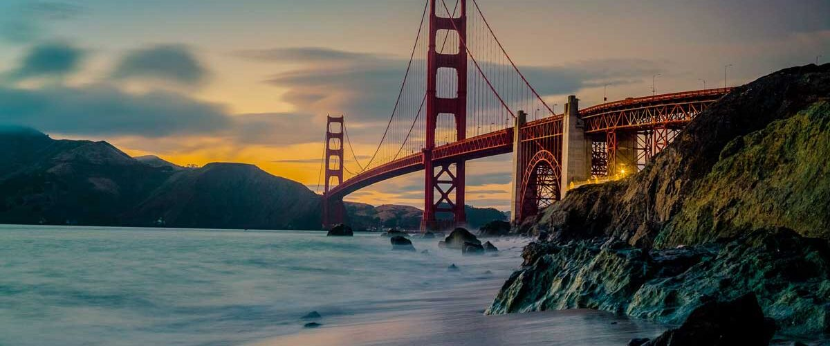 What are the top things to do in California? Visit San Francisco