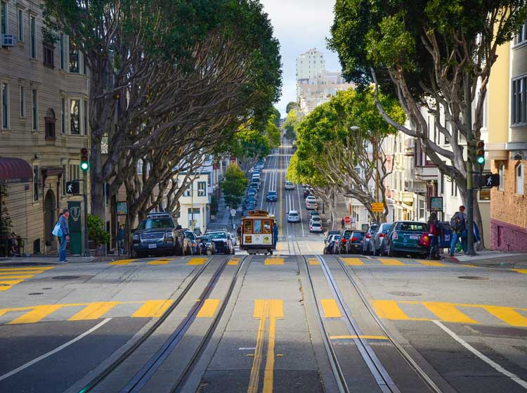 San Francisco is one of the top cities in the world