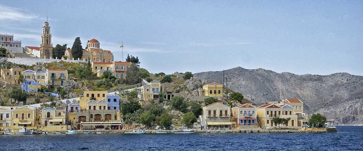 Travel in Symi, Greece
