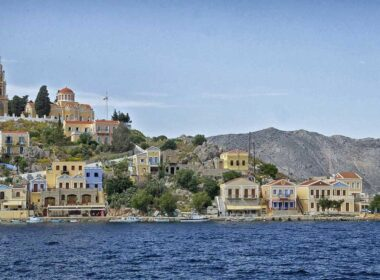 Travel in Symi, Greece