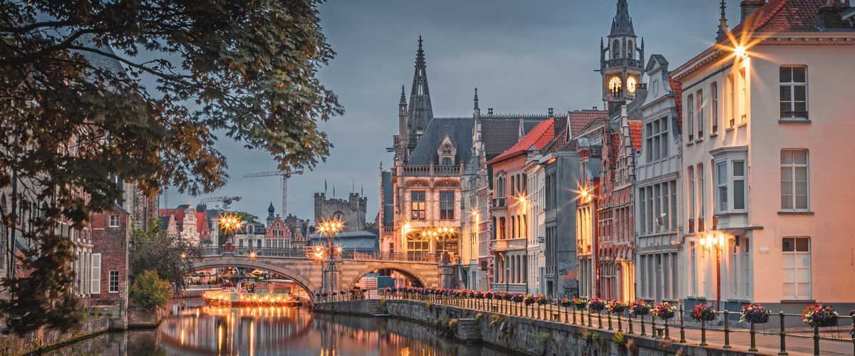 Travel in Ghent, Belgium