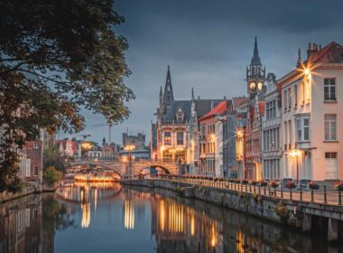 Travel in Ghent, Belgium