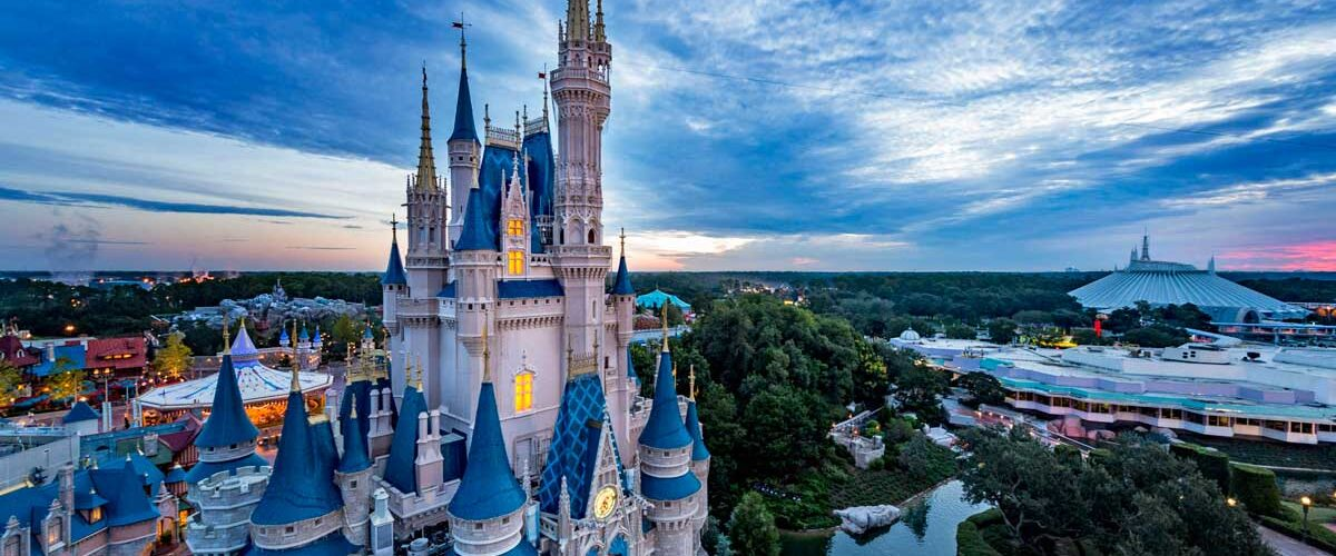 Walt Disney World is one of the top things to do in Florida