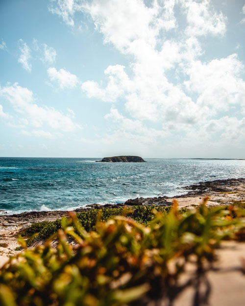 There are small, rocky islands along the coasts of the Turks and Caicos Islands for everyone to explore.