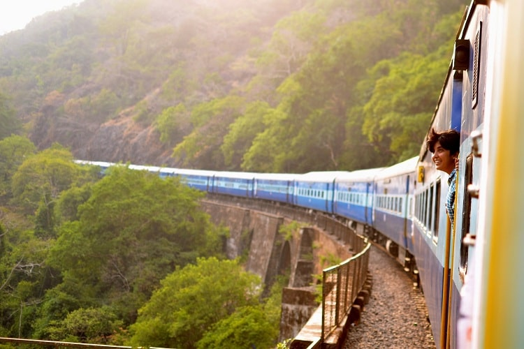 Experience A Long Train Journey To Explore the World. Best World Journeys
