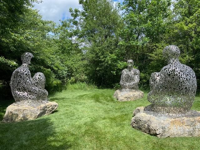 sculpture meijer gardens