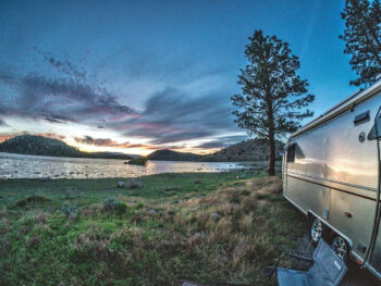 RV travel is growing in popularity.