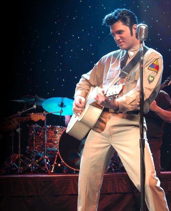 Elvis comes alive at Legends in Concert in Branson, Missouri. Photo: Explore Branson