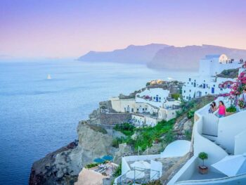 Greece is a top destination in Europe