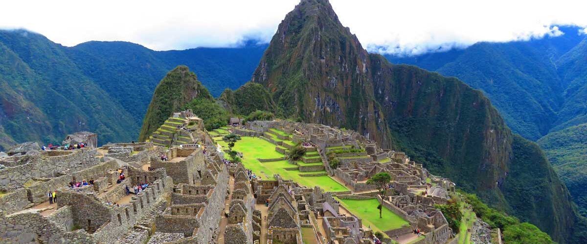 Macchu Picchu is one of the best world journeys