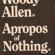 Woody Allen autobiography