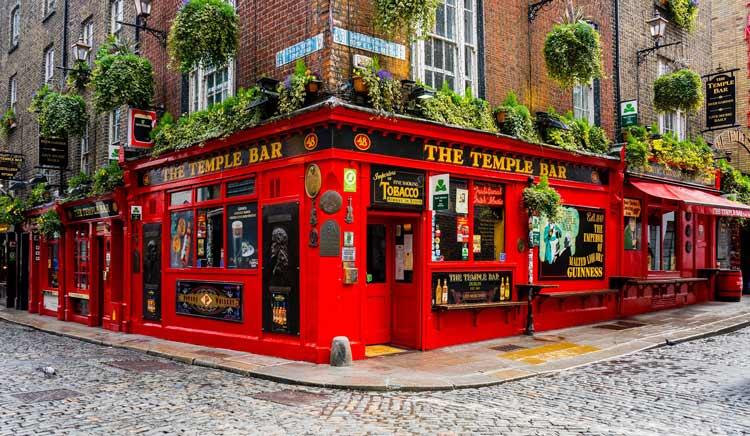 Bucket List Idea: Dublin, Ireland.