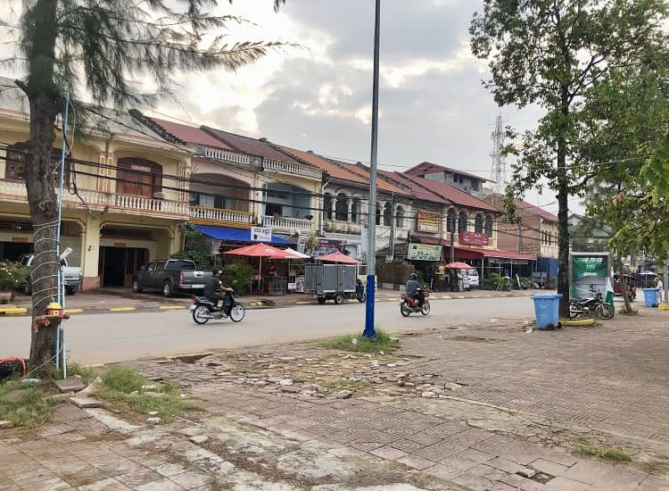 Visit to Kampot, Cambodia