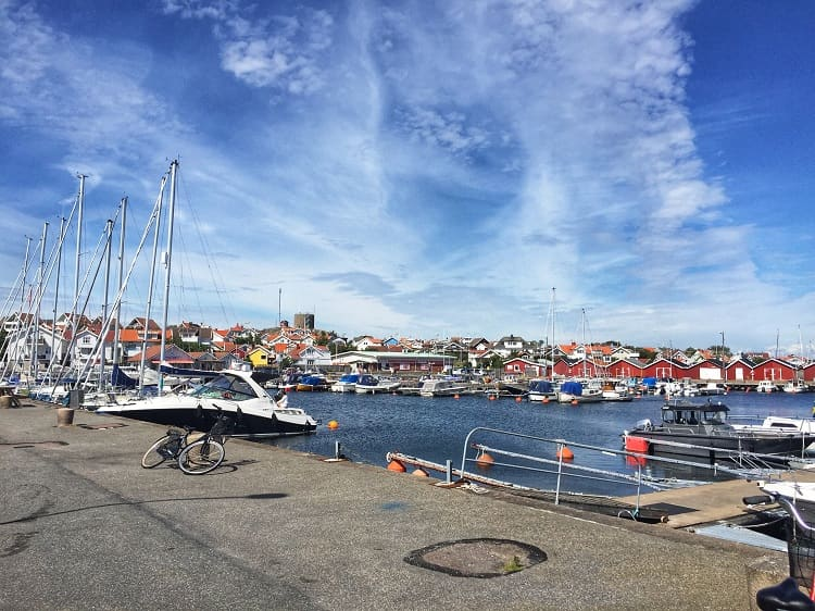 A Perfect Day in Sweden's Gothenburg Archipelago
