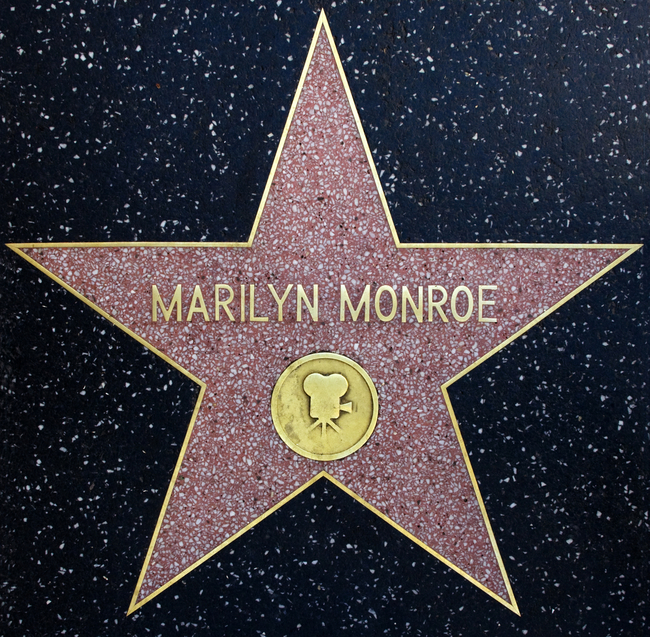 The Marilyn Monroe star is one of a number recalling celebrity guests who stayed at the Hotel San Carlos. Photo by Biansho/Dreamstime.com