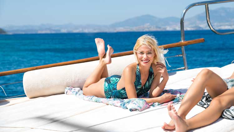 Gulet cruises are a great way to explore the Mediterranean