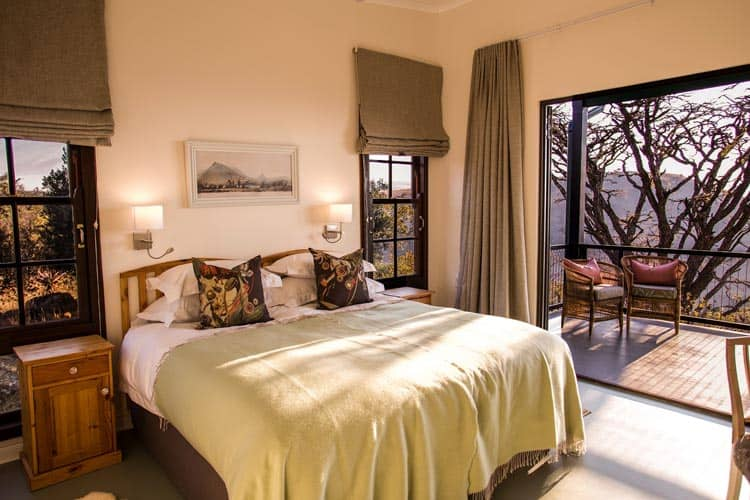 Stay in the best room in the house, the Three Tree Hill master bedroom.