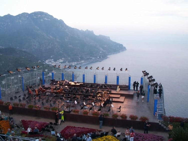 A Concert at the Ravello Festival