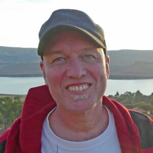Adrian Rorik, South African Travel Journalist